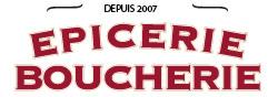 Epicerie Boucherie Logo